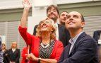 Manuela Carmena, ex alcaldesa de Madrid en el pleno de investidura @EP