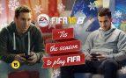 Hazard y Messi se midieron en un duelo al FIFA 15.