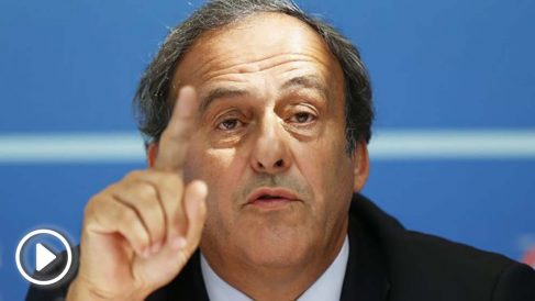 Michel Platini. (Foto: AFP)