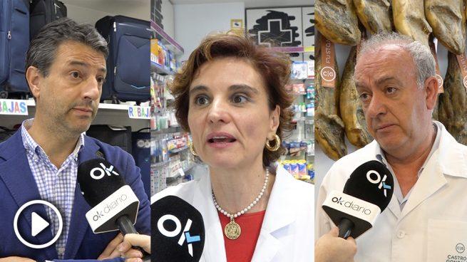Los comerciantes de Madrid Central avisan de que sus ventas se han desplomado: «Es un caos»