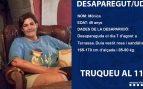 Foto de la desapercida distribuida por los Mossoss d'Esquadra @EFE