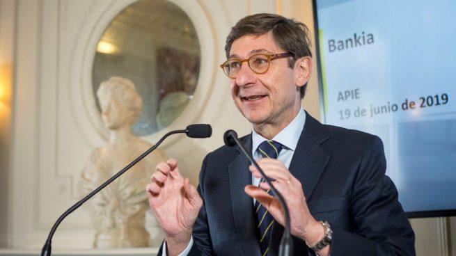 Goirigolzarri dice que hay «pereza» para fusiones con bancos de otros países por la regulación