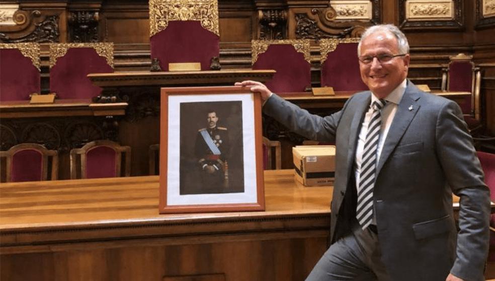 Josep Bou, portavoz del PP en el Ayuntamiento de Barcelona @PP