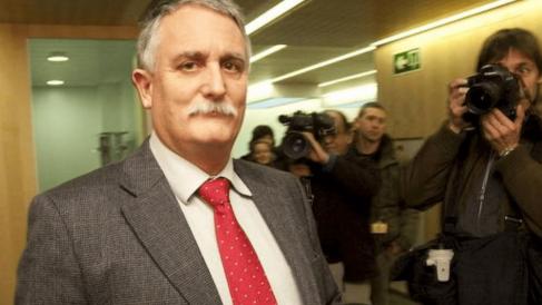 Víctor Bravo, ex senador del PNV @EFE