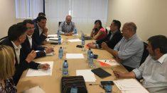 Negociación entre PP y Ciudadanos en Castilla y León (Foto: EP)