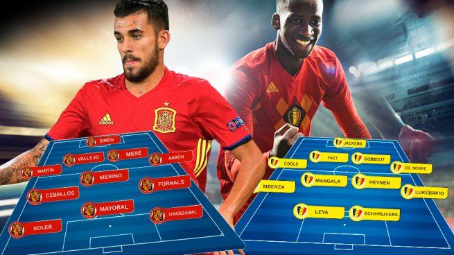 España – Bélgica: ganar o ganar