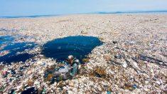 Las islas de plástico están arruinando el medioambiente en todo el planeta