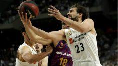 Barcelona y Real Madrid vuelven a enfrentarse en el cuarto partido de la final de la Liga Endesa.