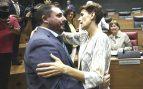 El PSOE permite a sus socios en Navarra que den a Bildu una secretaría en el Parlamento