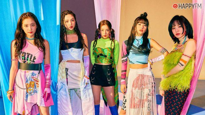 Red Velvet sorprende con su comeback: Así es 'Zimzalabim'