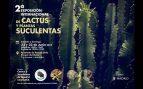 La segunda exposición internacional de Cactus y Suculentas en Madrid
