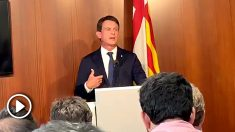 Manuel Valls, concejal de Barcelona