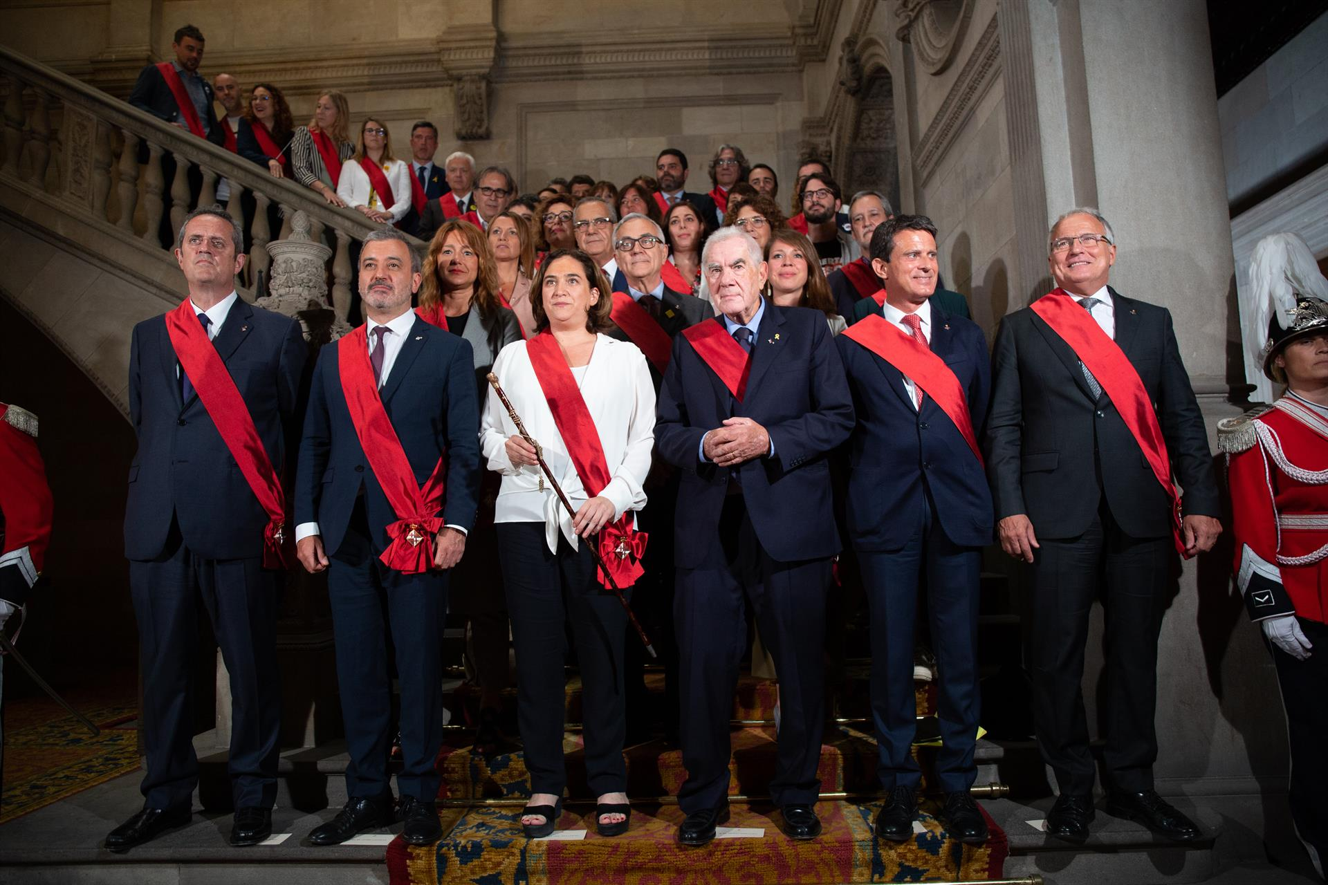 Concejales del Ayuntamiento de Barcelona @EP