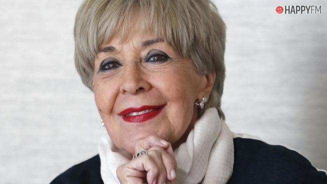 Concha Velasco confiesa por qué dejó de hablar de política y participar en campañas
