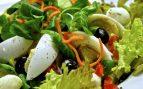 El verano es una época estupenda para disfrutar de las ensaladas.