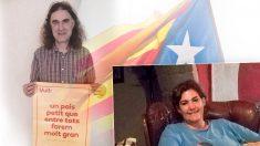 Jaume y su novia Mónica Borras, a la que ha confesado haber asesinado hace diez meses.