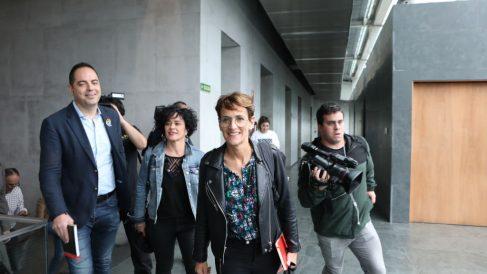 María Chivite, líder del PSN @Getty
