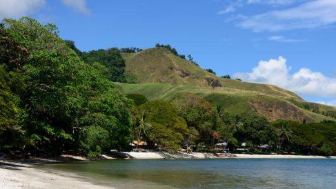 El Pacífico se ha tragado varias islas en los últimos años