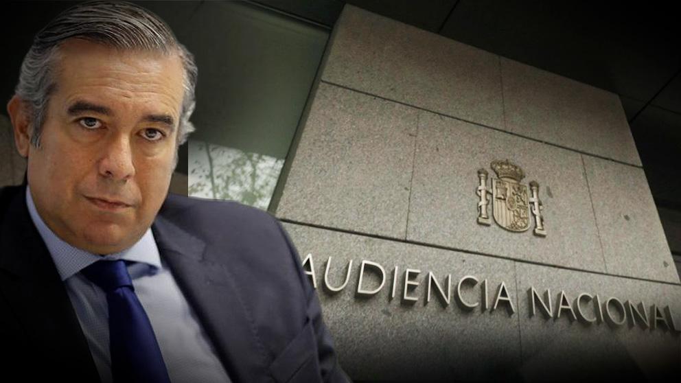 El juez de la Audiencia Nacional Enrique López.