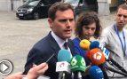 Albert Rivera a Sánchez: «No tiene remedio, prefiere a Batasuna que a UPN o C's de socio en Navarra»
