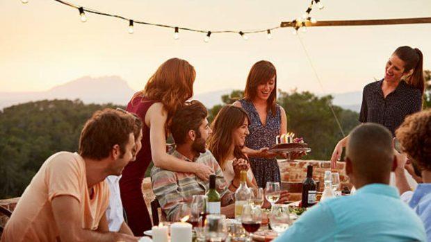 mesa fiesta 18 cumpleaños