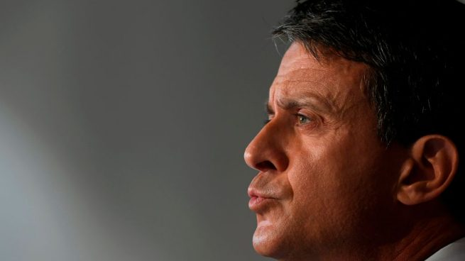 Valls afirma que «sería un error gravísimo» que el PSOE deje en manos de Bildu «el futuro de Navarra»