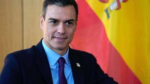 Pedro Sánchez @Getty