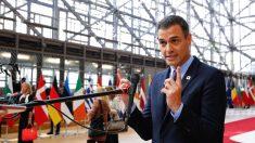 Pedro Sánchez, presidente del Gobierno en funciones, en Bruselas @Getty