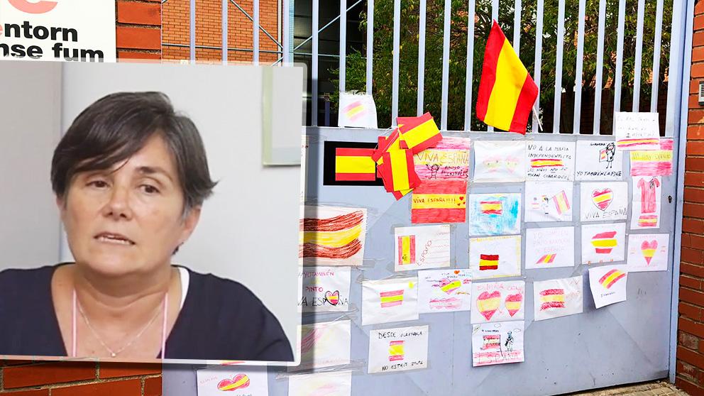 La comisionada Isabel Darder ignoró la denuncia de Ciudadanos sobre el colegio Font de l'Alba de Tarrasa.