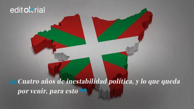 La Moncloa a cambio del País Vasco
