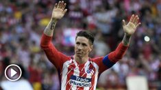 Fernando Torres anuncia su retirada. (AFP)