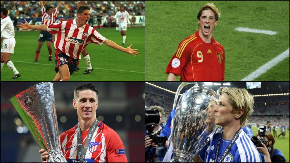Los nueve mejores momentos de Torres durante su carrera.