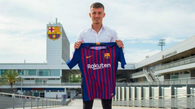El Barça ficha al hijo del agente de De Jong