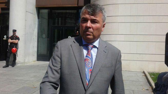 El abogado de la La Manada, Agustín Martínez Becerra. Foto: Europa Press