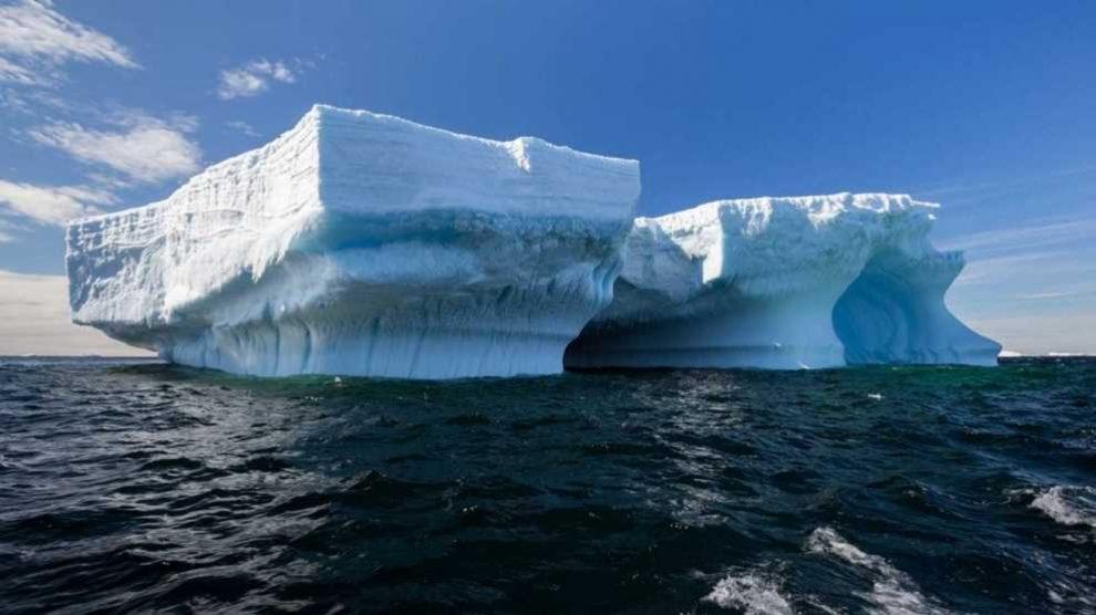 La Antártida se derrite por diferentes motivos, poco a poco pero lo hace