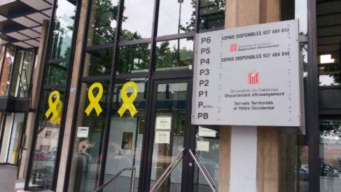 Delegación de Educación de la Generalitat.