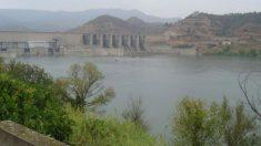 Central hidroeléctrica en Tarragona