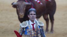 José Tomás. (Foto: Alberto Simón)