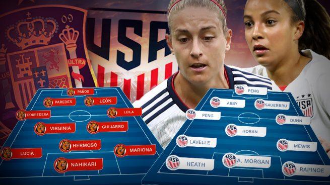 España – Estados Unidos: la selección quiere seguir soñando