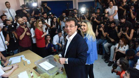 Ekrem Imamoglu (Foto: AFP)
