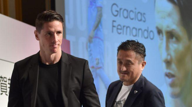 Torres anuncia que su último partido será contra el equipo de Iniesta y Villa