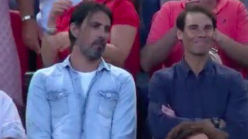 Rafa Nadal, presente en el Mallorca – Deportivo.