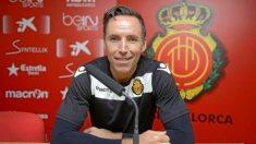 Steve Nash en rueda de prensa (Real Mallorca)