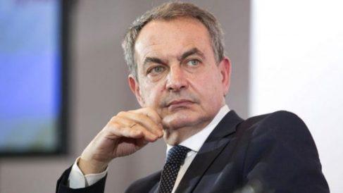 José Luis Rodríguez Zapatero, ex presidente del Gobierno.