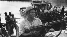 El 6 de julio de 1967 estalla la guerra entre Nigeria y Biafra