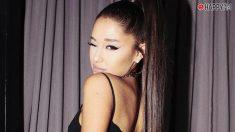 Ariana Grande y el look sin maquillaje que ha triunfado