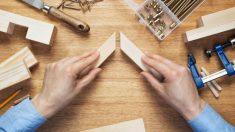 Cómo arreglar un marco de madera fácilmente paso a paso