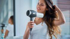Aprende cómo usar el secador de pelo de forma correcta