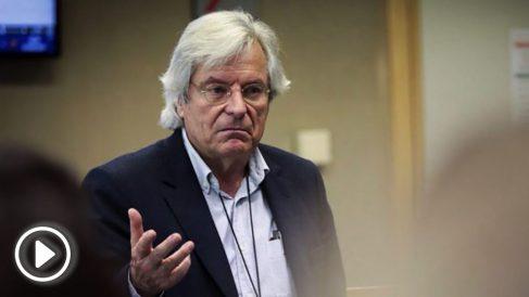 El eurodiputado Javier Nart en Bruselas. (Foto. Cs)