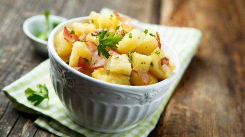 Receta de ensalada italiana de patatas